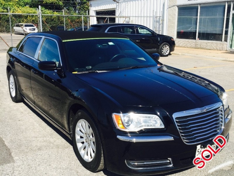 Used 2014 Chrysler 300 Long Door Sedan Limo Westwind - Glen Burnie, Maryland - $17,500