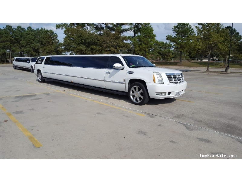 Used 2007 Cadillac Escalade ESV SUV Stretch Limo Pinnacle Limousine Manufacturing - Spring, Texas - $41,000
