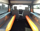 Used 2007 Jeep Wrangler SUV Stretch Limo  - INDIANAPOLIS, Indiana    - $16,500