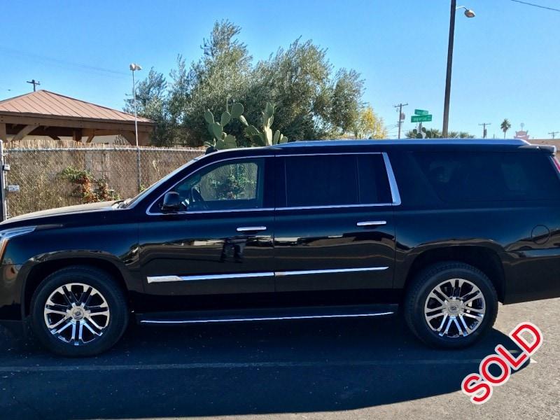 Used 2015 Cadillac Escalade ESV SUV Limo  - Las Vegas, Nevada - $53,000