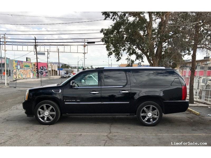 Used 2008 Cadillac Escalade ESV SUV Limo  - Las Vegas, Nevada - $13,500