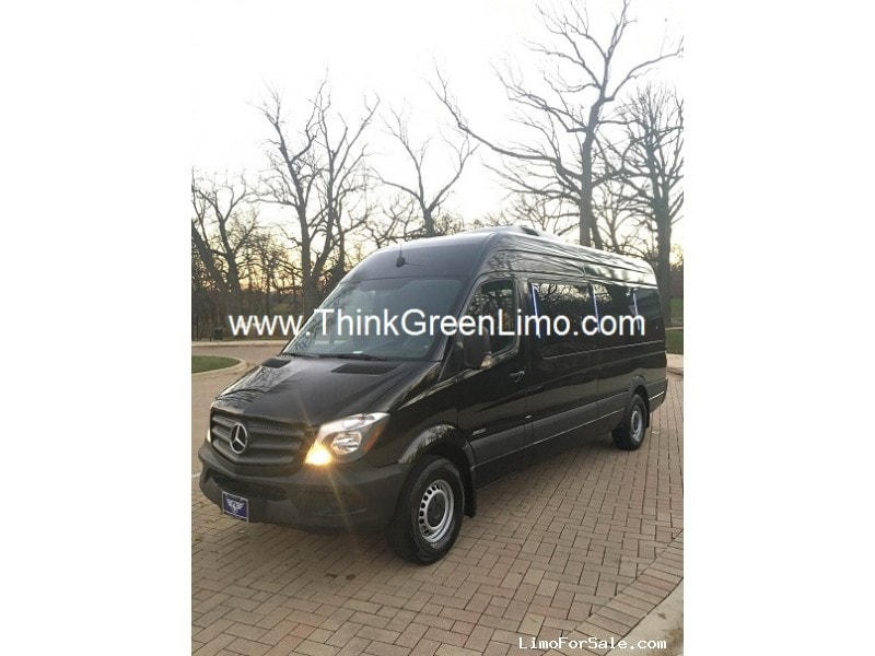 Used 2016 Mercedes-Benz Sprinter Van Limo  - Naperville, Illinois