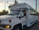 Used 2007 Chevrolet C4500 Mini Bus Limo Glaval Bus - Hayward, California - $24,999