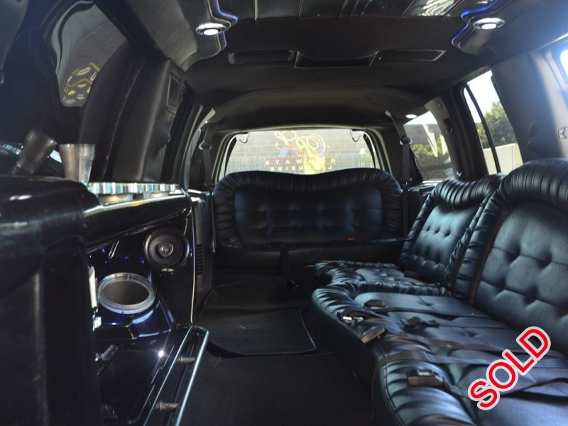 Used Ford Expedition Suv Stretch Limo Tiffany Coachworks