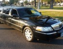 2007, Lincoln Town Car, Sedan Stretch Limo