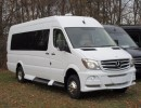 New 2015 Mercedes-Benz Sprinter Van Shuttle / Tour Battisti Customs - Saint Louis, Missouri - $136,900