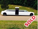 2014, Chrysler 300, Sedan Stretch Limo, Pinnacle Limousine Manufacturing