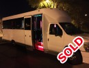 2008, Ford E-450, Mini Bus Limo, Tiffany Coachworks