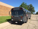 1999, Blue Bird LTC-40, Motorcoach Limo, Red Star Customs