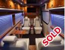 Used 2012 Mercedes-Benz Sprinter Van Limo Midwest Automotive Designs - San Rafael, California - $85,000