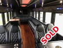 2014, IC Bus HC Series, Mini Bus Limo, Battisti Customs