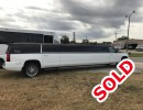 2015, Chevrolet Suburban, SUV Stretch Limo, Springfield