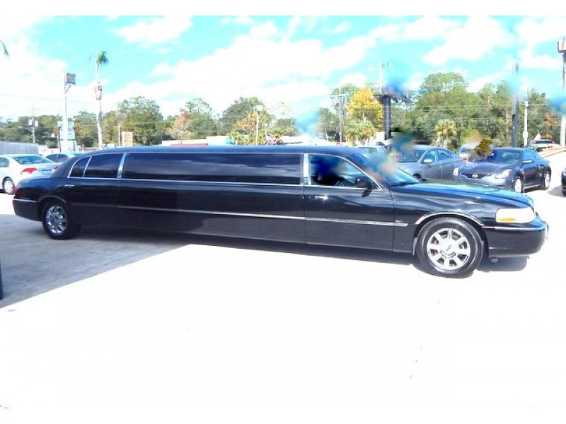 Used 2011 Lincoln Town Car Sedan Stretch Limo Tiffany Coachworks - jacksonville, Florida - $34,000