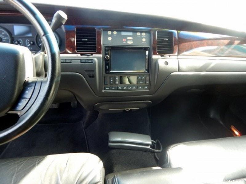 Used 2011 Lincoln Town Car Sedan Stretch Limo Tiffany Coachworks Jacksonville Florida