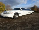 2007, Lincoln Town Car L, Sedan Stretch Limo, Signature Limousine Manufacturing