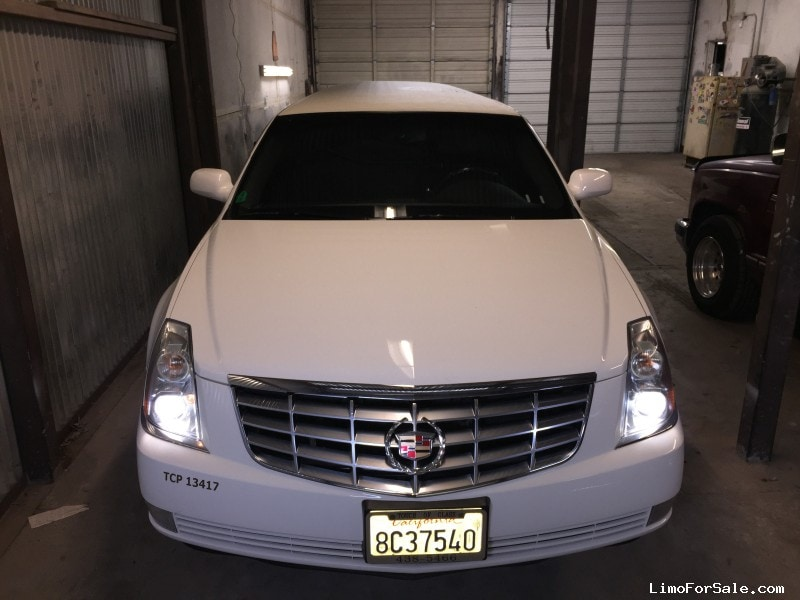 Used 2007 Cadillac DTS Sedan Stretch Limo DaBryan - Fresno, California - $9,799