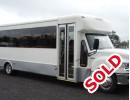 Used 2013 IC Bus HC Series Mini Bus Shuttle / Tour Starcraft Bus - Kankakee, Illinois - $62,000