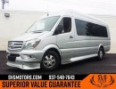 2016, Mercedes-Benz Sprinter, Van Shuttle / Tour, Midwest Automotive Designs