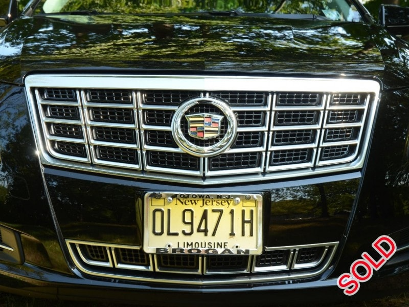 Used 2013 Cadillac XTS SUV Limo  - Linden, New Jersey    - $11,000