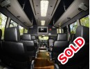 Used 2012 Ford F-650 Motorcoach Shuttle / Tour Tiffany Coachworks - Linden, New Jersey    - $85,000