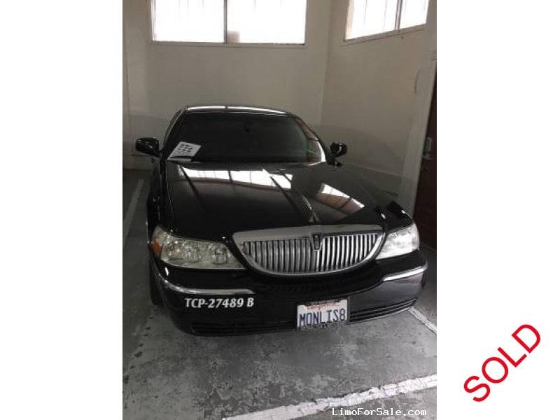 Used 2010 Lincoln Town Car L Sedan Limo  - LOS ANGELES, California - $4,700