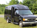 2006, Ford E-350, Van Shuttle / Tour, Turtle Top