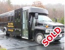 2005, Chevrolet C5500, Mini Bus Shuttle / Tour, Goshen Coach