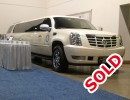 2007, SUV Stretch Limo, LA Custom Coach, 290,000 miles