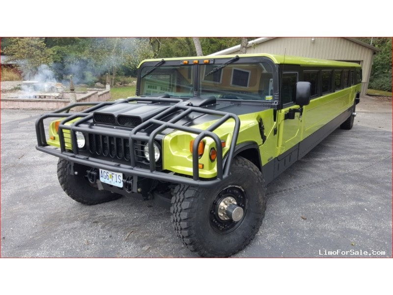Used 1997 Hummer H1 SUV Stretch Limo Springfield - Liberty, Missouri