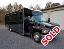 2007, GMC Coach, Mini Bus Limo, Federal