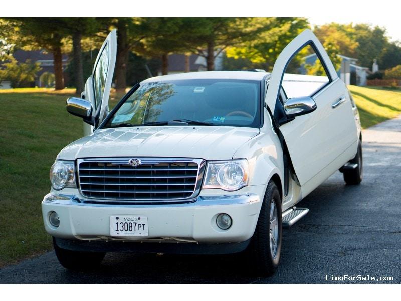 Used 2007 Chrysler Aspen SUV Stretch Limo - Gurnee ...