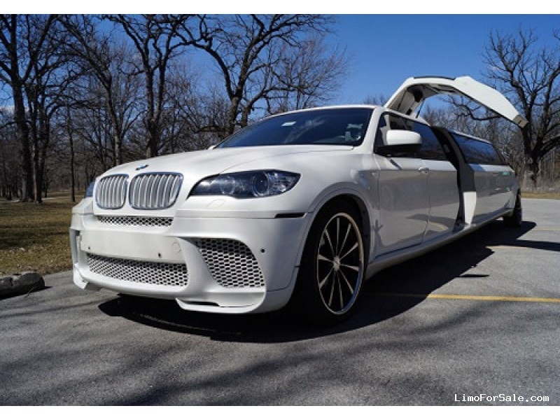 Used 2011 Bmw X6 Suv Stretch Limo American Custom Coach