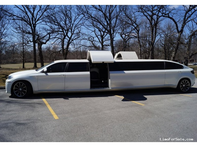 Limousine For Sale >> Used 2011 Bmw X6 Suv Stretch Limo American Custom Coach Dubai 55 000