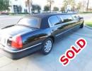 Used 2003 Lincoln Town Car Sedan Stretch Limo Krystal - Anaheim, California - $10,500