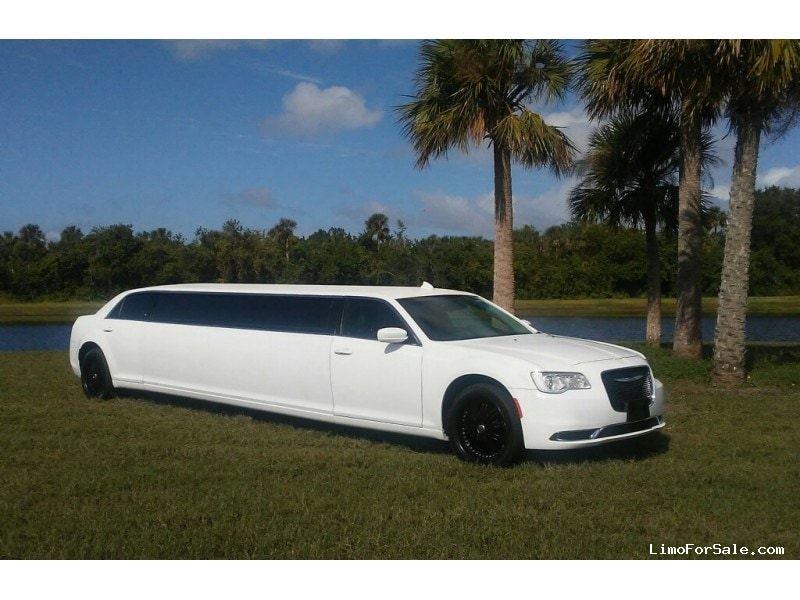 Used 2015 Chrysler 300 Sedan Stretch Limo Limo Land by Imperial - Jacksonville, Florida - $51,900