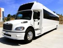 2018, Freightliner M2, Mini Bus Shuttle / Tour, Tiffany Coachworks