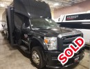 2013, Ford F-550, Motorcoach Limo, Tiffany Coachworks