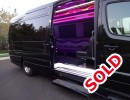 Used 2014 Mercedes-Benz Sprinter Van Limo Specialty Conversions - Irvine, California - $73,000