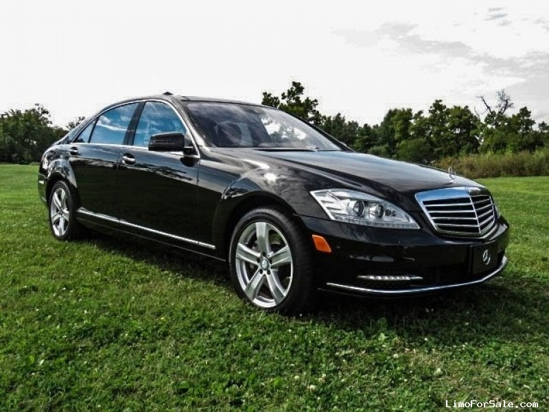 Used 2013 Mercedes-Benz S Class Sedan Limo  - Jacksonville, Florida - $34,900