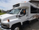 2007, Chevrolet C5500, Mini Bus Limo, Lime Lite Coach Works