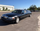 2006, Lincoln Town Car, Sedan Stretch Limo