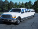 2001, Ford Excursion, Truck Stretch Limo