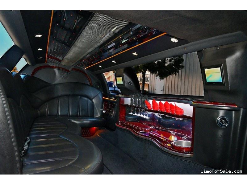 Used 2011 Lincoln Town Car Sedan Stretch Limo Executive Coach