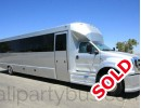 2010, Ford F-750, Motorcoach Limo, Tiffany Coachworks