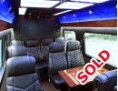 2017, Mercedes-Benz Sprinter, Mini Bus Shuttle / Tour, Tiffany Coachworks