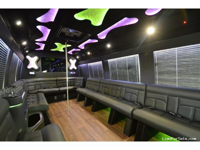 New 2017 Ford F-550 Mini Bus Limo Battisti Customs - Aurora, Colorado - $112,900