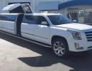 2017, SUV Stretch Limo, Pinnacle Limousine Manufacturing, 3,450 miles