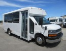2013, Chevrolet G3500, Mini Bus Shuttle / Tour, Champion