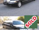 2005, Lincoln Town Car L, Sedan Stretch Limo, Executive Coach Builders