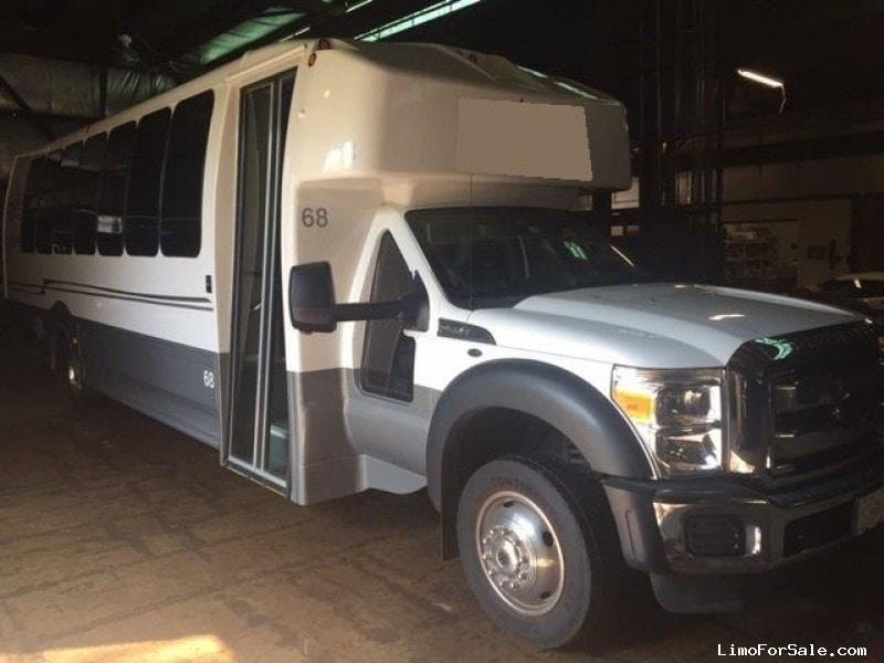 Used 2012 Ford Mini Bus Shuttle / Tour Turtle Top - Riverside, California - $30,900